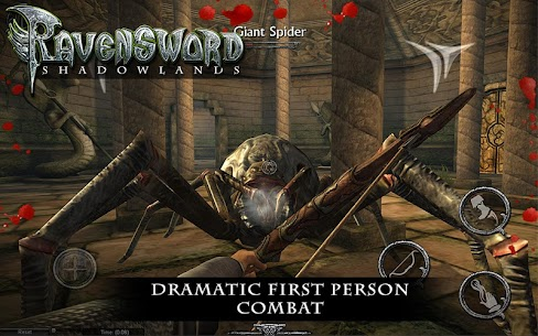 Ravensword: Shadowlands 3d RPG Apk Download For Android and Iphone 3