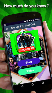 Chicago P.D. Trivia Quiz