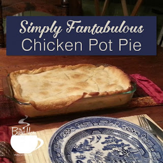 Simply Fantabulous Chicken Pot-Pie