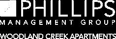 Woodland Creek Apartments Homepage