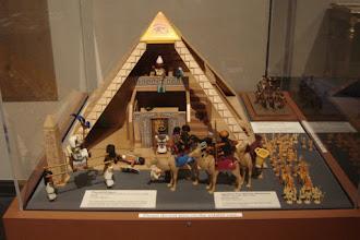 Photo: Egypt legos!