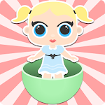 Baby Doll Surprise - Dress-up icon