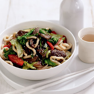 Udon Noodles With Soy Sauce Recipes