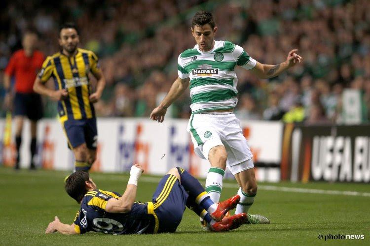 Le FC Bruges pense à un joueur du Celtic