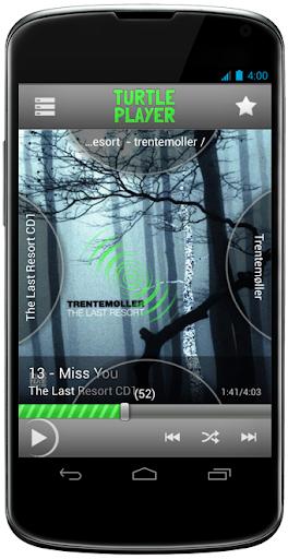Taimp Audio Toweramp Player