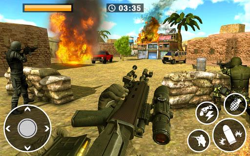 Counter Terrorist Critical Strike Force Special Op 4.0 screenshots 1