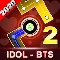 BTS Dancing Balls:BTS Music Magic Dance Line Tiles icon
