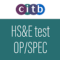 CITB Operatives & Specialists HS&E test 2019 icon