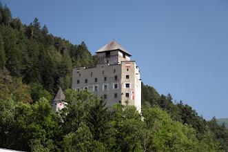Photo: XIII w. zamek Landeck.