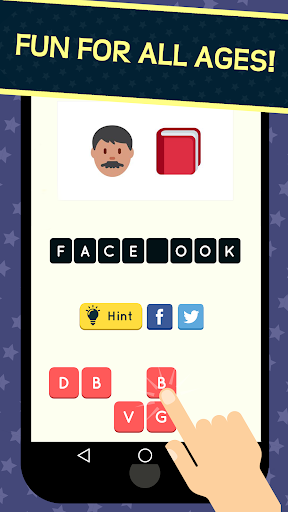 Emoji Quiz Screenshot