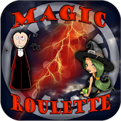 Halloween Magic Roulette