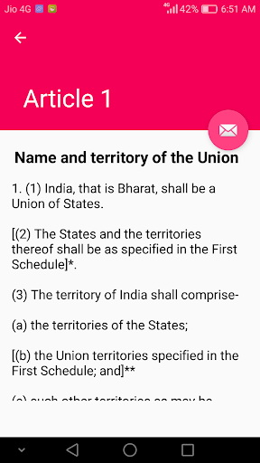 Constitution of India for UPSC 9.0 screenshots 4