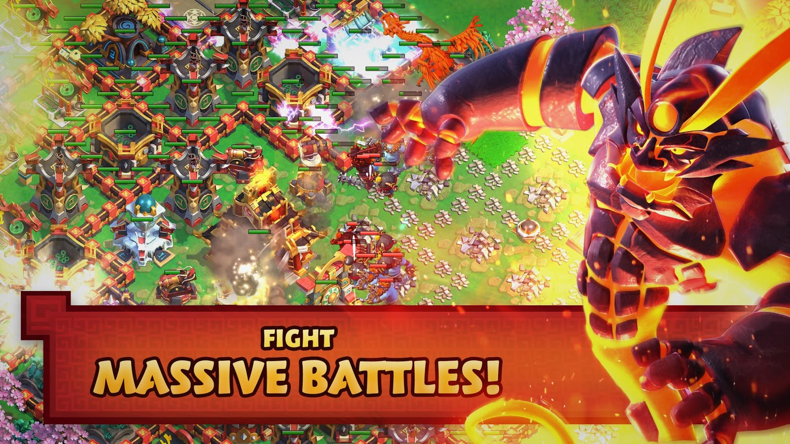 Samurai Siege: Alliance Wars- screenshot