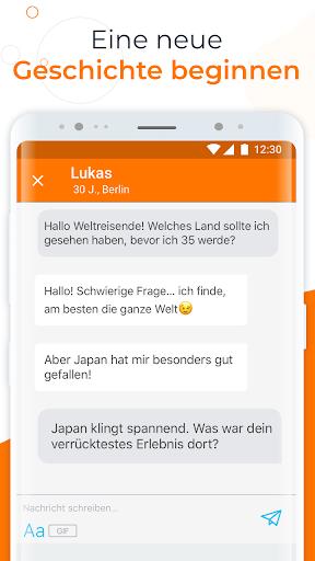 LoveScout24 : Flirt, Chat, Dating App fu00fcr Singles 5.28.1 screenshots 4