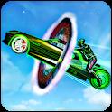 Crazy Car Stunt Light Car Transform GT Racing Game icon