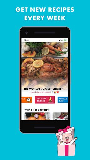 Chefclub screenshot 2