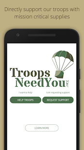 TNY - Troops Need You- screenshot thumbnail