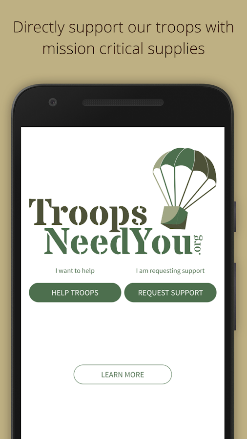 TNY - Troops Need You- screenshot