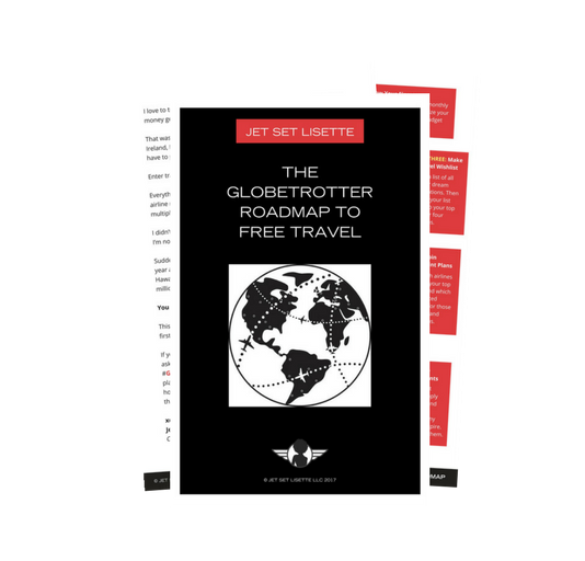 The Globetrotter Roadmap to Free Travel