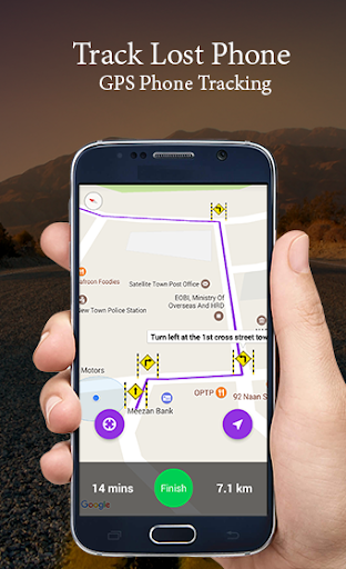 how to find a lost phone that is offline