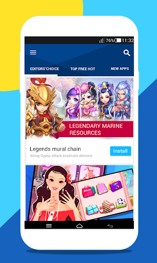 Top Free Games - App Market v9