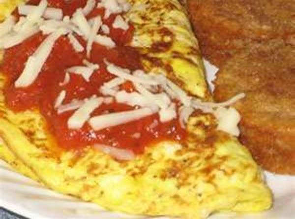 Pepperoni Omelet Recipe