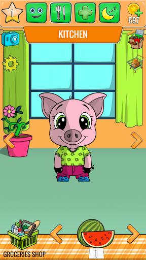 我的猪 - 虚拟宠物