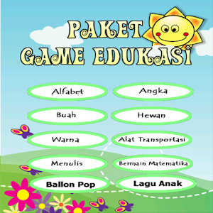 Educational Game For Kids-1 for PC and MAC