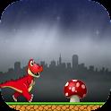 Dragon Red Run icon