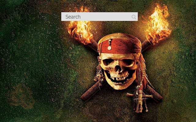 Pirate of the caribbean HD themes