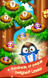 Birds Pop Mania: Match 3 Games Free