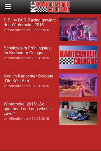 KC Kartcenter Cologne