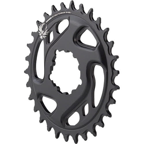 SRAM 3mm Offset X-Sync 2 Eagle Cold Forged Alloy Chainring Direct Mount
