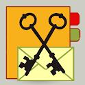 Latebra cryptographic app icon