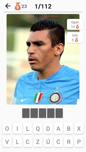 Soccer Players - Quiz about Soccer Stars!  screenshots 7