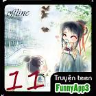 kho truyện teen 11 offline icon