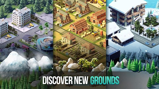 City Island 4 – Town Simulation: Village Builder Mod Apk Download For Android and Iphone 4