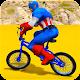 Superheroes Bmx Racing: Bicycle Xtreme Stunts (game)