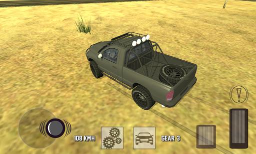 4x4 Offroad Truck 4.0 Mod screenshots 3