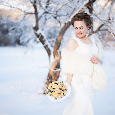Wedding photographer Sergey Beskov (ReFleXX). Photo of 20.12.2016
