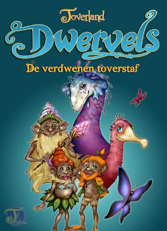 Dwervels: De verdwenen Toverstaf