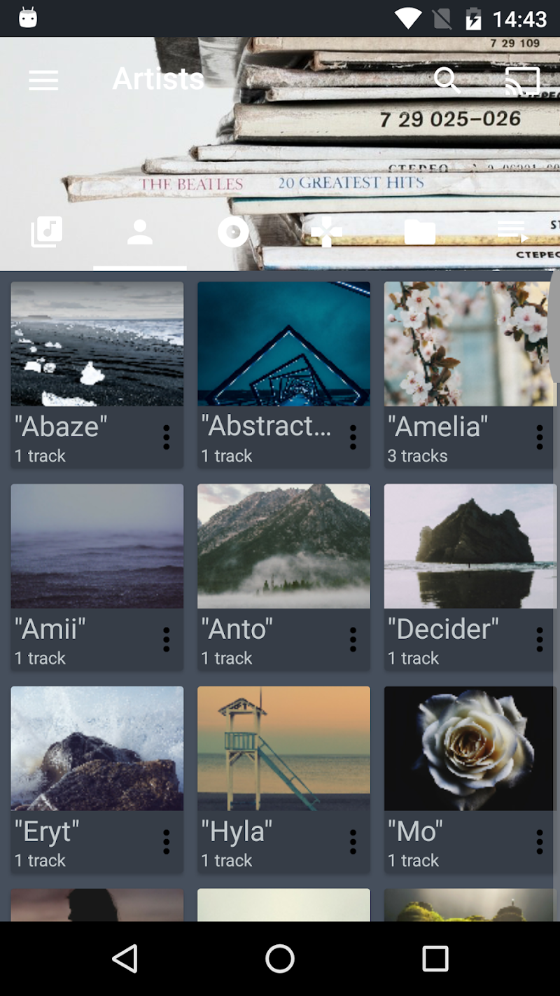 Boosted. Music Player Equalizer Pro Screenshot 1