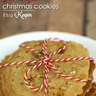 Norwegian Christmas Cookies.