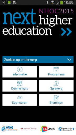 Next Higher Education