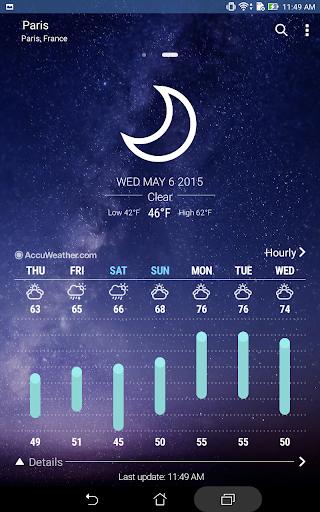 ASUS Weather screenshot 11