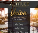 Union Party : Altitude Champagne Garden