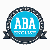 Learn English with ABA English Icon