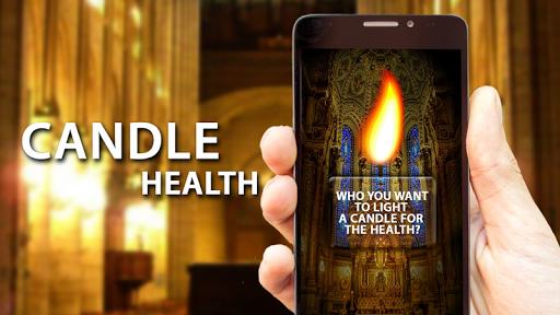Health Candle Simulator