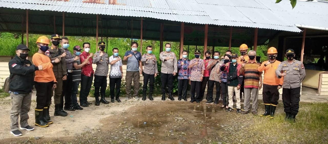 Polda Kalbar : Pencegahan dan Penanggulangan Karhutla Di Wilayah Kabupaten Bengkayang