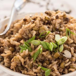 Lentil Very Brown Rice.